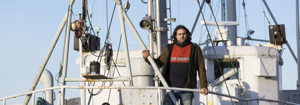 Sea-Eye-Gründer Michael Buschheuer