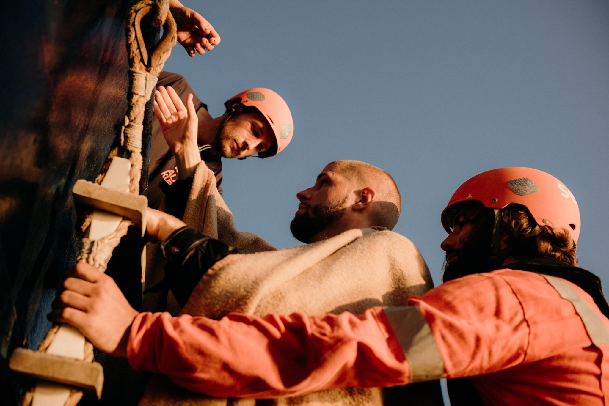 TUA für Sea-Eye: Making off Musikvideo