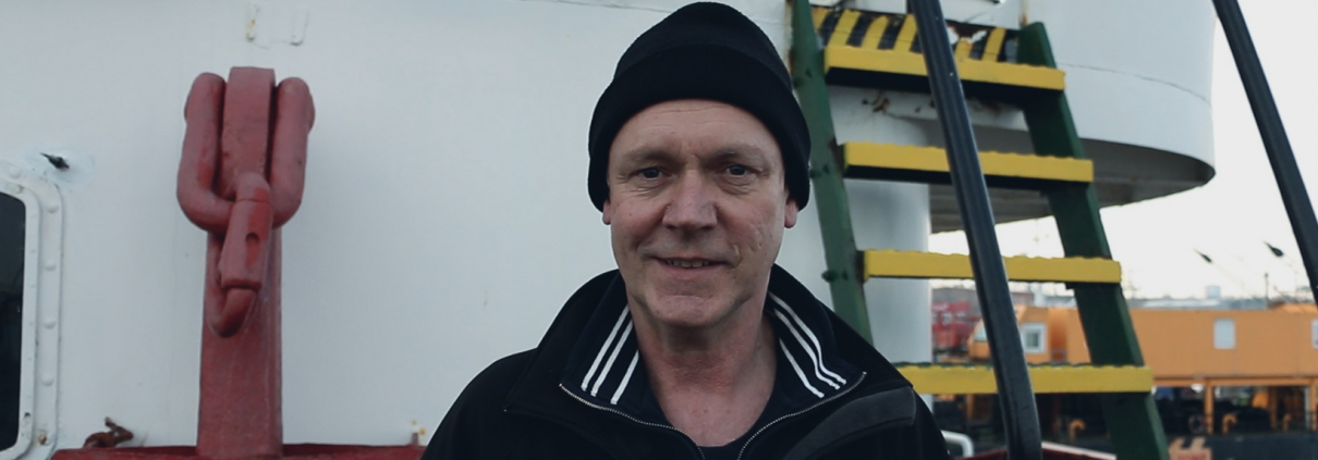 Jörg Beiler: Schiffbauingenieur