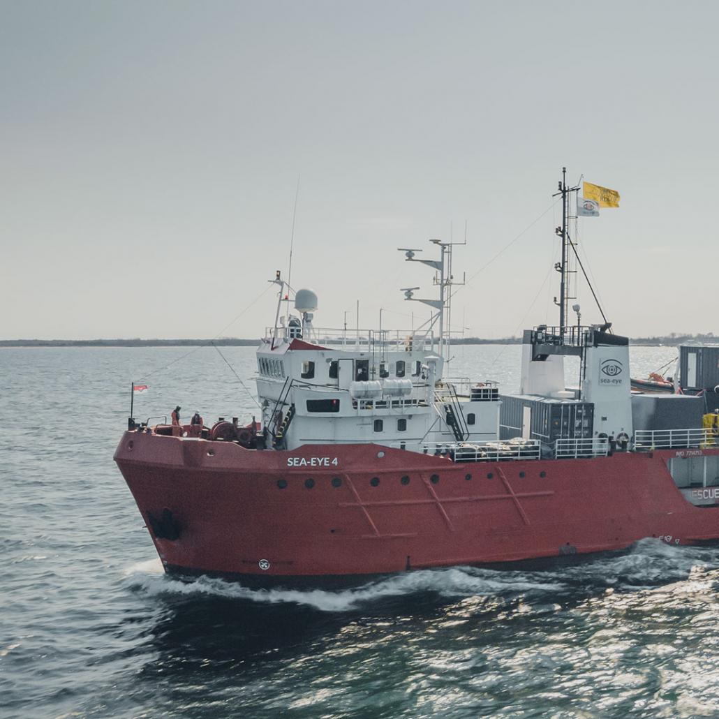 SEA-EYE 4