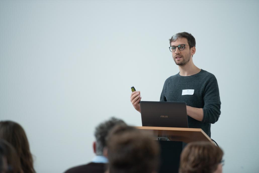 Info- und Crewtreffen: Valentin Schatz