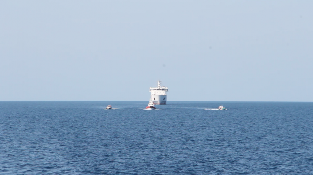 Italienische Küstenwache