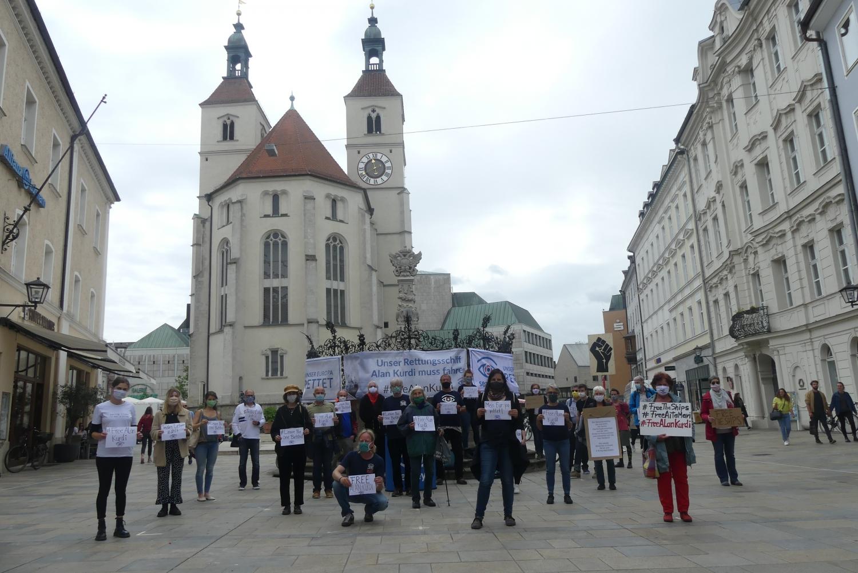 Aktionstag: Regensburg