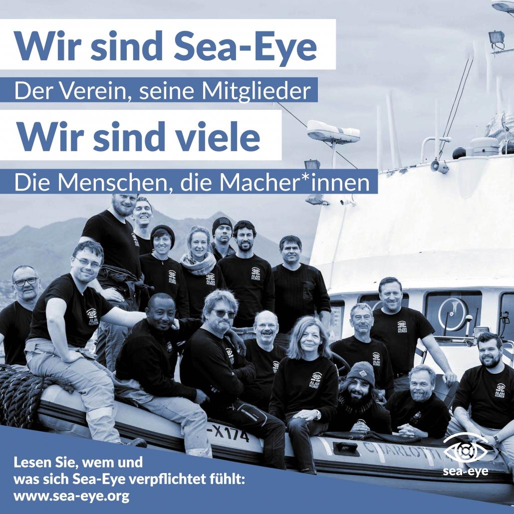 Vier Jahre Seenotrettung: Wir sind Sea-Eye