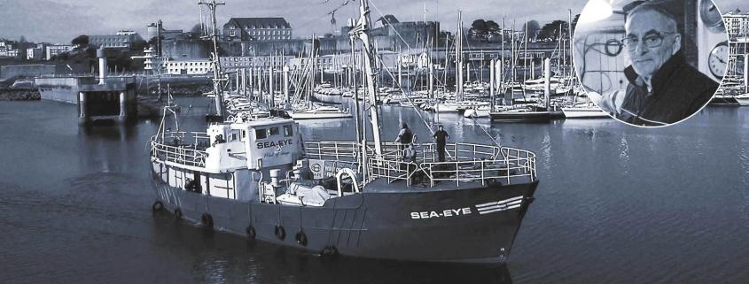 Vier Jahre Seenotrettung: Aus dem Logbuch eines Seenotretters