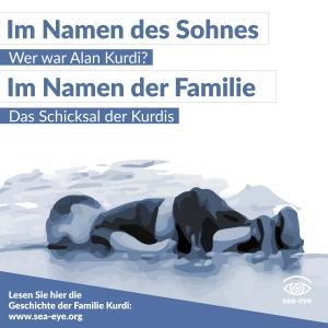 Vier Jahre Seenotrettung: Im Namen des Sohnes