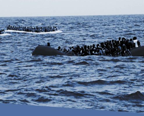Vier Jahre Seenotrettung: Überlebenskampf auf dem Meer
