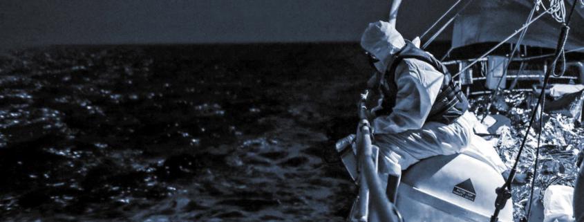 Vier Jahre Seenotrettung: Die Nacht, in der aus unseren Gästen Helfer*innen wurden