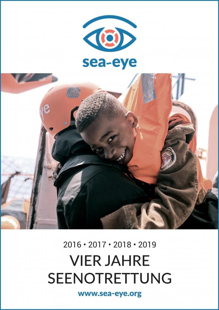 Vier Jahre Seenotrettung