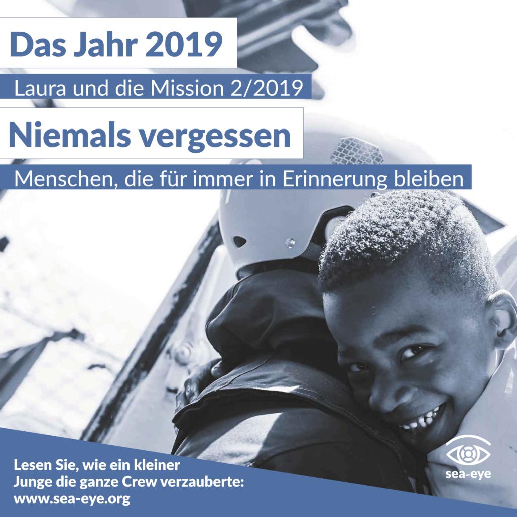 """Vier Jahre Seenotrettung: Der """"Keks-Räuber"""""""