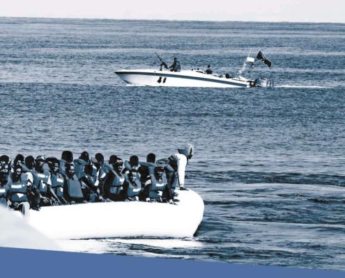 Vier Jahre Seenotrettung: Die Schüsse auf dem Meer