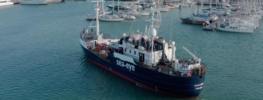 Rescue ship: ALAN KURDI