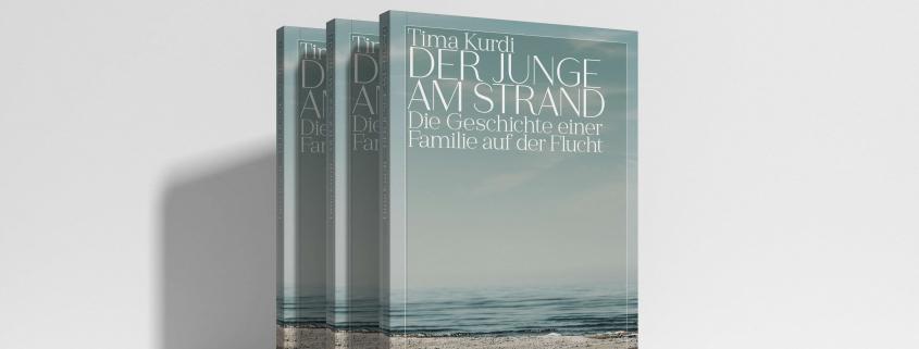 """""""Der Junge am Strand"""" von Tima Kurdi"""