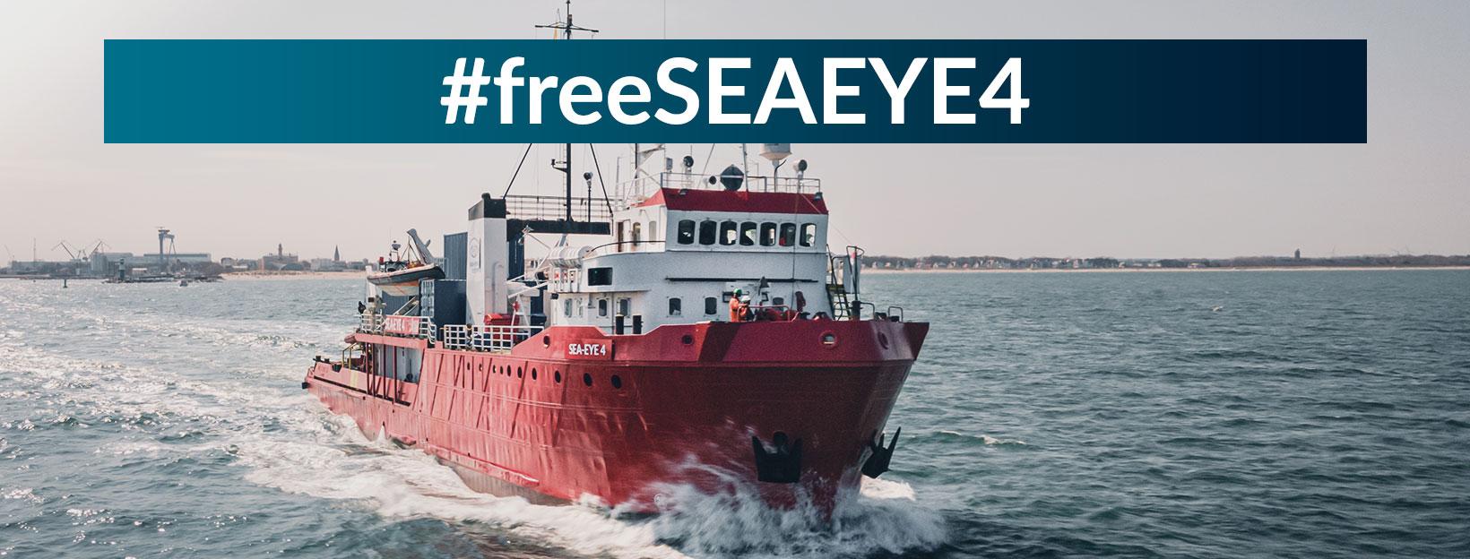 #freeSEAEYE4