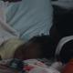 Geflüchtete mit Baby an Bord der SEA-EYE 4
