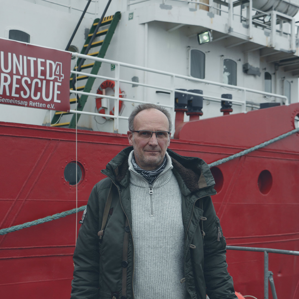 Michael Schwickart: United4Rescue