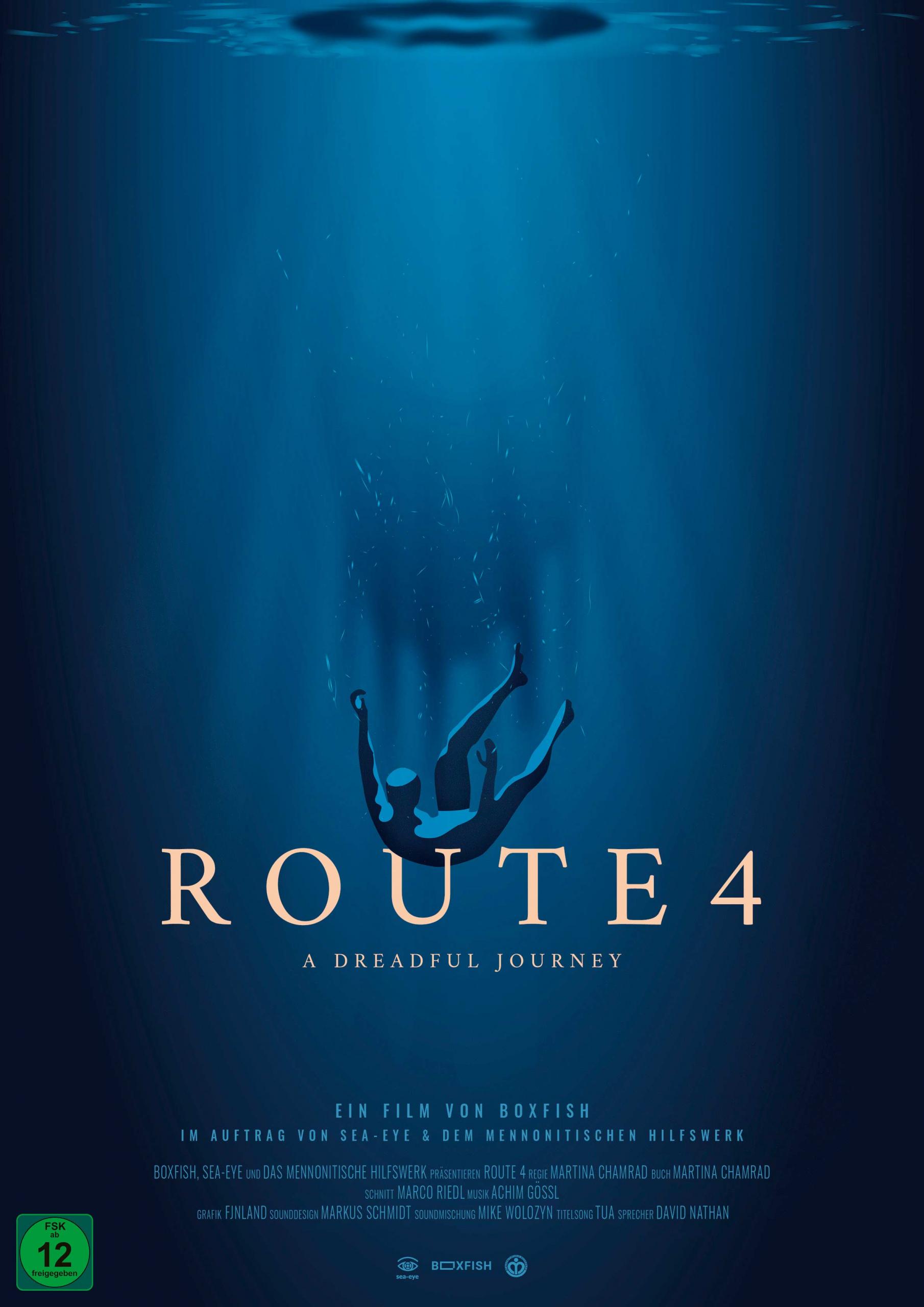 Filmplakat: Route 4 - A Dreadful Journey