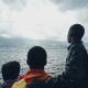 Geflüchtete auf der SEA-EYE 4