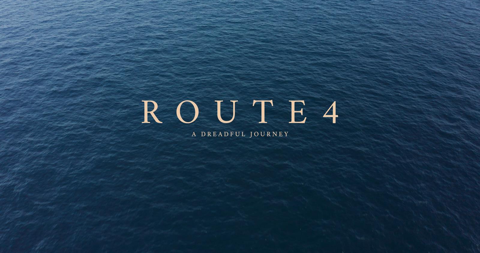 Route 4 - A Dreadful Journey